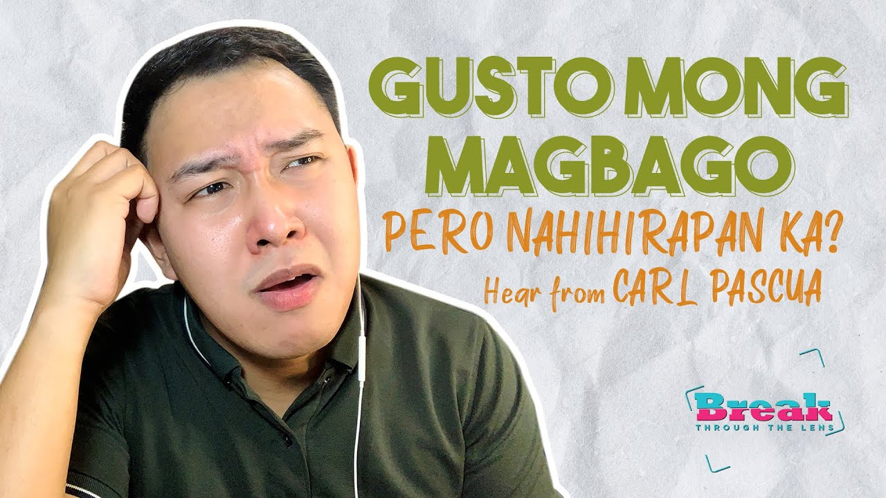 Break Through with Carl Pascua | Here are Ways to GROW and MOVE FORWARD in Life